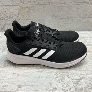 Adidas Cloudfoam Duramo 9 black sneakers